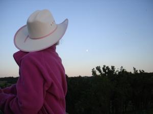 Cowgirl Moon