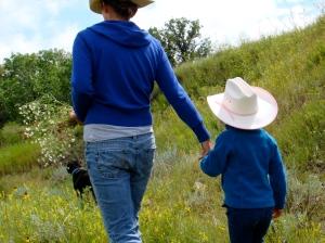 Cowgirl Walk