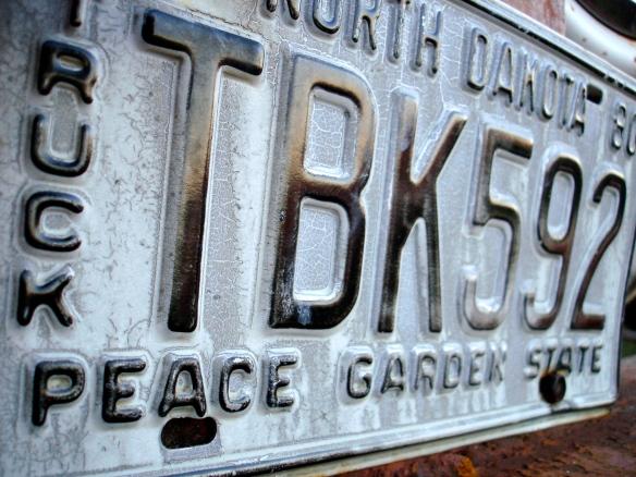 September 30, 2010. Peace Garden State