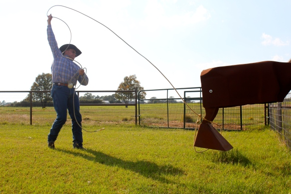 October 24, 2010. Fun and Games, Texas Style