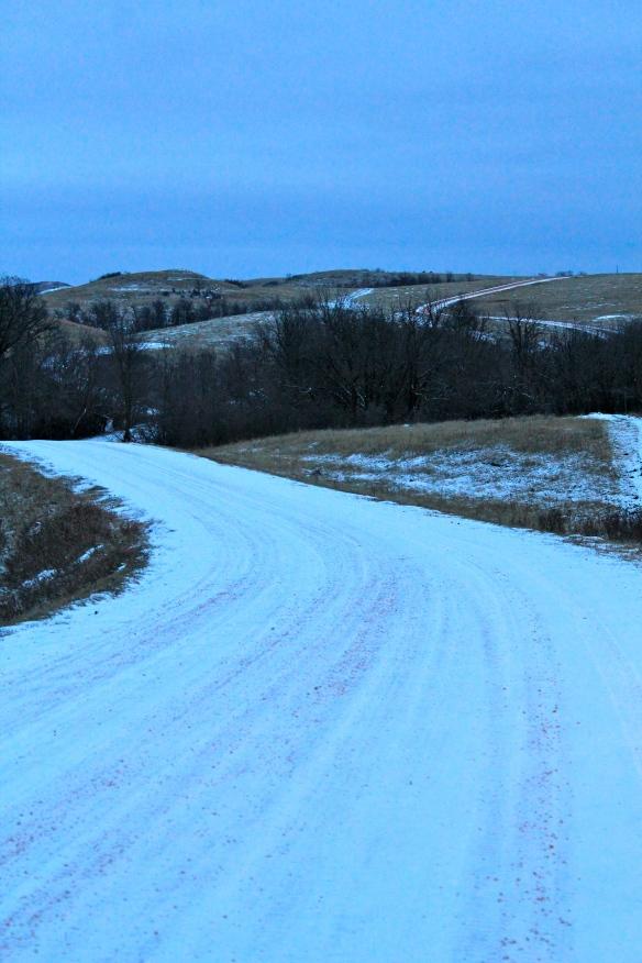 November 17, 2010. White Road
