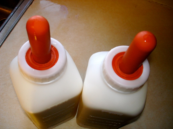 Calf Bottles