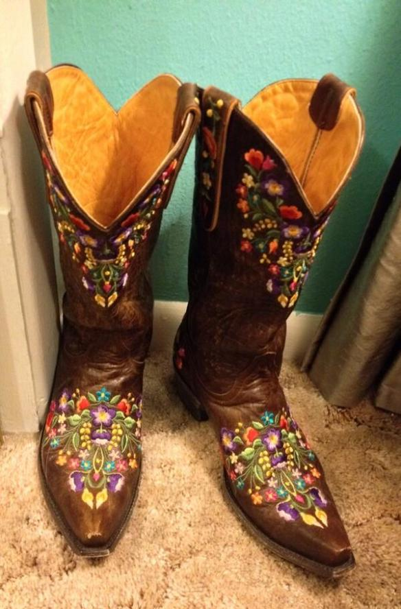Andrea's Boots 2