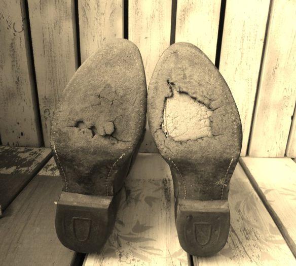 Kandie's boots