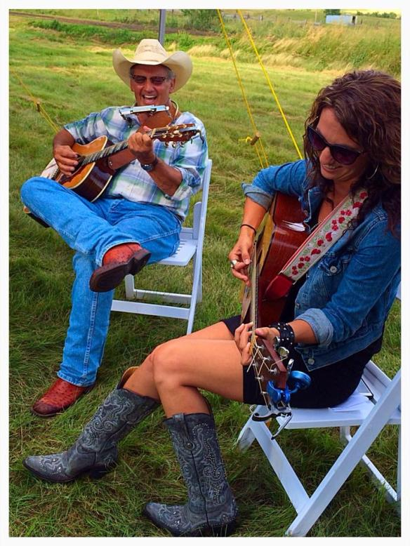 Jessie Veeder at Riverbound Farms