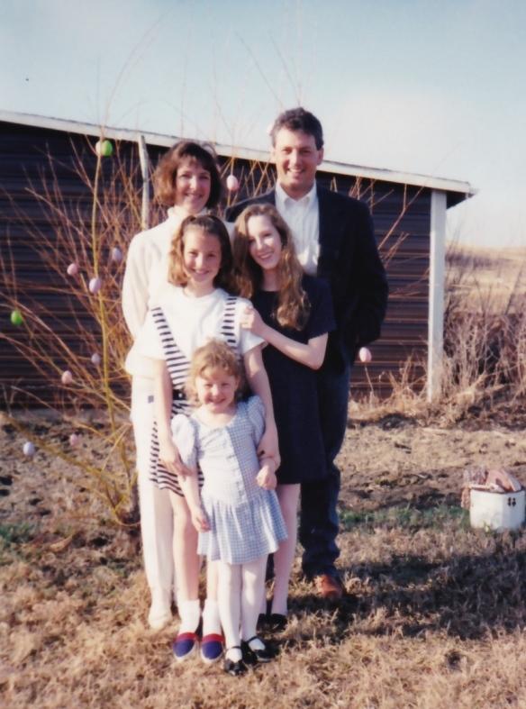 24. Family Photo 1994