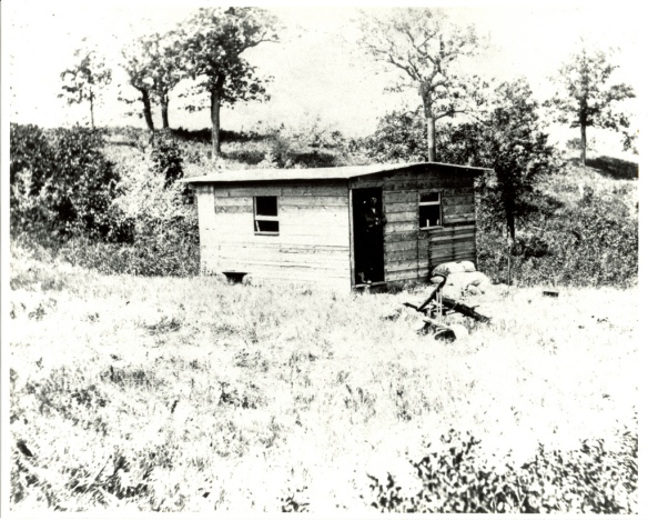 homestead shack
