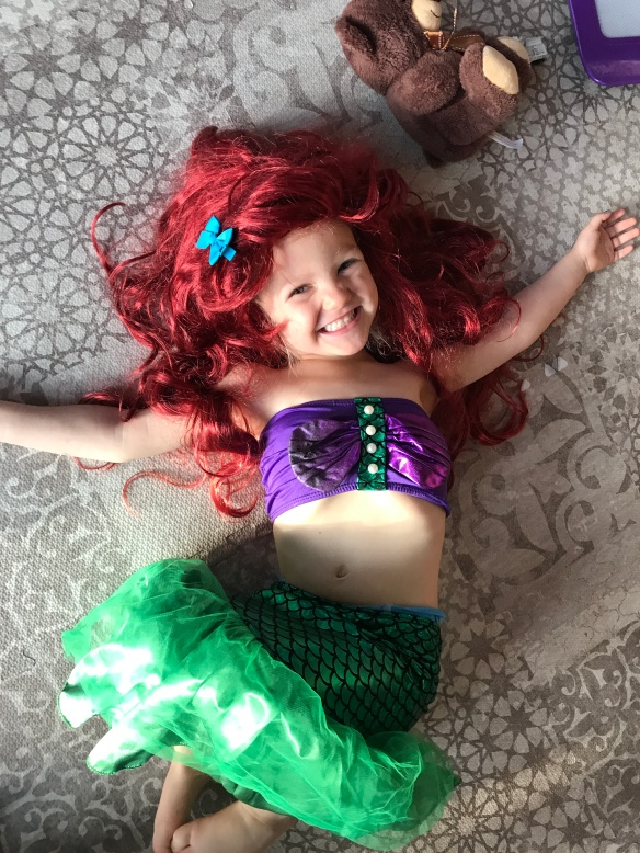 Mermaid Edie